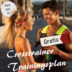 Crosstrainer Trainingsplan